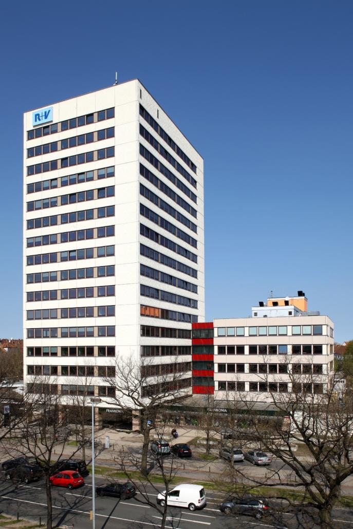 Investment Bürogebäude