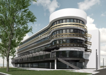 Office space in central location of Bad Cannstatt, 70372 Stuttgart (Germany), Office building