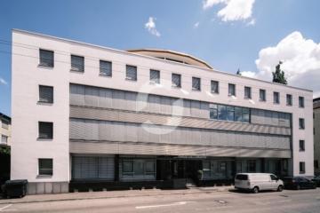 """Hochwertige Büroflächen im """"Haus des Bauens"""", 70469 Stuttgart, Bürohaus"""