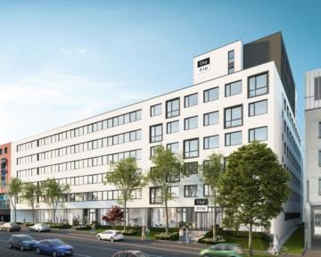 L52 – Moderne Büroflächen direkt am Pragsattel, 70469 Stuttgart, Bürohaus
